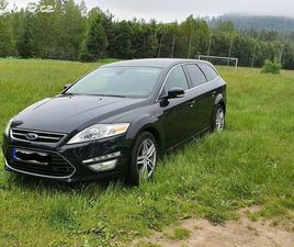 FORD MONDEO 2,2TDCI