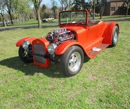 FOR SALE: 1927 FORD STREET ROD IN TURNERSVILLE, NEW JERSEY