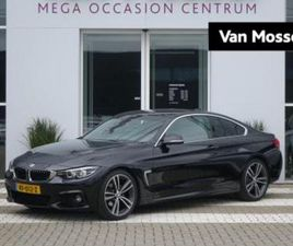 BMW 4 SERIE COUPÉ 420 420I EXECUTIVE   M-LINE   AUTOMAAT   CRUISE CONTROL   ECC   PDC   NA