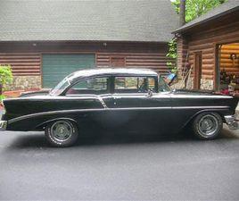 FOR SALE: 1956 CHEVROLET 210 IN CORNELIUS, NORTH CAROLINA