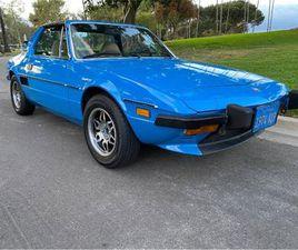 FOR SALE: 1974 FIAT X1/9 IN CADILLAC, MICHIGAN