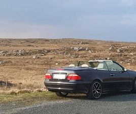 MERCEDES BENZ CABRIOLET FOR SALE IN GALWAY FOR €4,000 ON DONEDEAL