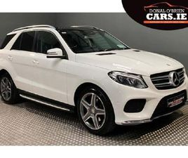 MERCEDES-BENZ GLE-CLASS GLE 250D 4MATIC AMG LINE FOR SALE IN CORK FOR €44,950 ON DONEDEAL