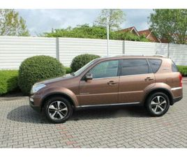 ANDERE SSANGYONG REXTON