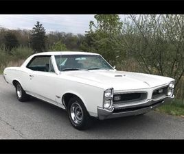 FOR SALE: 1966 PONTIAC GTO IN HARPERS FERRY, WEST VIRGINIA