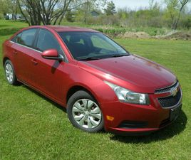 2012 CHEVY CRUZE   CARS & TRUCKS   ST. CATHARINES   KIJIJI