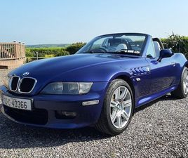 BMW Z3 2.0L 6 CYLINDER FOR SALE IN CORK FOR €6,600 ON DONEDEAL