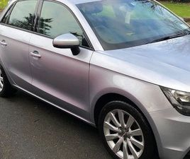 AUDI A1 1.6 TDI SPORTBACK FOR SALE IN DUBLIN FOR €13,500 ON DONEDEAL