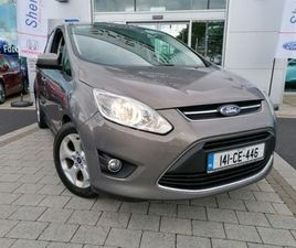 FORD C-MAX C MAX 5MYACTIV 1.6TDCI 95PS FOR SALE IN CLARE FOR €12,950 ON DONEDEAL