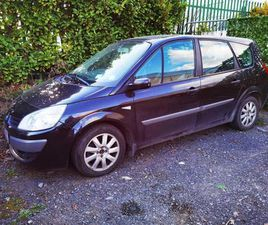 2008 RENAULT GRAND SCENIC 1.5L DIESEL FROM 7 SEATERS IRELAND - CARSIRELAND.IE