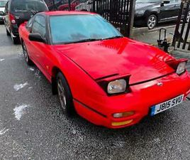1991 NISSAN 200 1.8 SX TURBO RECENTLY FOUND IN A DRIVE VERY RARE CAR