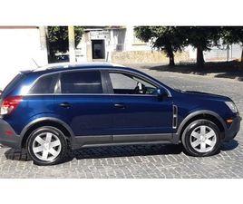 GM CHEVROLET CAPTIVA SPORT 2.4 - 2009 AUTOMÁTICO + COURO