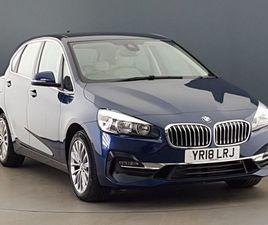 BMW 2 SERIES 220D XDRIVE LUXURY 5DR STEP AUTO 2.0