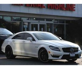 CLS 63 AMG S-MODEL 4MATIC