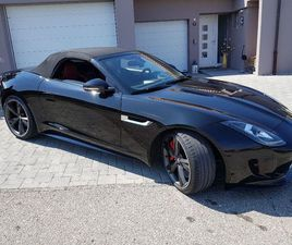 F-TYPE CONVERTIBLE 3.0 V6 S