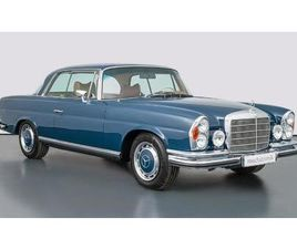 MERCEDES-BENZ W111 M-COUPE 5.5 AMG