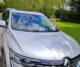 RENAULT KOLEOS 2.0 SIGNATURE NAV DIESEL AUTO 4X4 FOR SALE IN WEXFORD FOR €22,500 ON DONEDE