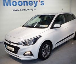 HYUNDAI I20 DELUXE PLUS AUTOMATIC 1.0L PETROL HAT FOR SALE IN DUBLIN FOR €19,495 ON DONEDE