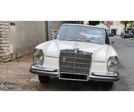 MERCEDES 280 SE W108 - 1968