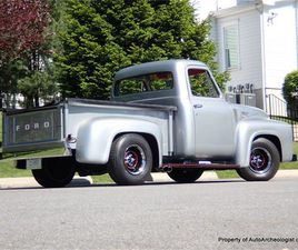 FOR SALE: 1954 FORD F100 IN WESTPORT, CONNECTICUT