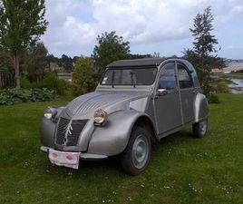 CITROEN 2CV AZ - 1960