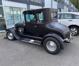 HOT ROD- FORD T2 TALL-1927
