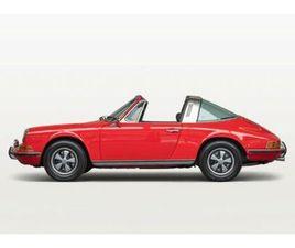 PORSCHE 911 2.2T TARGA 1971
