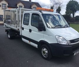 IVECO 50C14 TIPPER FOR SALE IN ARMAGH FOR €1 ON DONEDEAL
