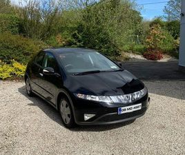 2008 HONDA CIVIC 1.4L NCT 08/21 FOR SALE IN DONEGAL FOR €2,990 ON DONEDEAL