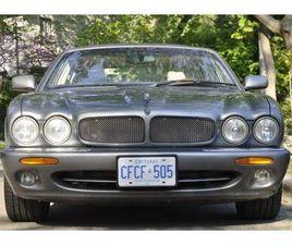 2002 JAGUAR XJR XJR | CARS & TRUCKS | CITY OF TORONTO | KIJIJI