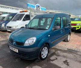 1.2 AUTHENTIQUE 5DR VERY LOW MILES 16K VERY CLEAN DISABLED RAMP AND ACCESS
