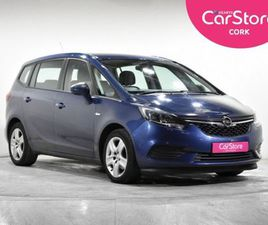 OPEL ZAFIRA TOURER E 1.4I 5DR AUTO FOR SALE IN CORK FOR €15,900 ON DONEDEAL