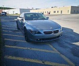 BMW 645 IC   CARS & TRUCKS   LAVAL / NORTH SHORE   KIJIJI