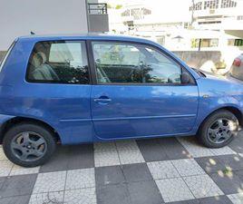 SEAT AROSA 1998 1.0 (JANTES JÁ PINTADAS )