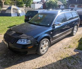 2002 PASSAT W8 AUTO | CARS & TRUCKS | NORFOLK COUNTY | KIJIJI