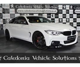 2.0 420D XDRIVE M SPORT GRAN COUPE 4D 188 BHP COUPE 2016