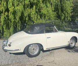 1961 PORSCHE 356B FOR SALE
