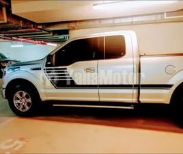 USED FORD F-150 5.0L XLT 2015