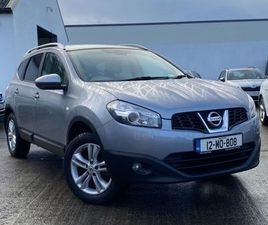 12 NISSAN QASHQAI+2 1.6 = HUGE SPEC = FOR SALE IN MAYO FOR €7,995 ON DONEDEAL