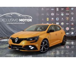 RENAULT MEGANE RS TROPHY A GASOLINA NA AUTO COMPRA E VENDA