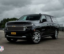 CHEVROLET HIGH COUNTRY IN STOCK READY TO GO
