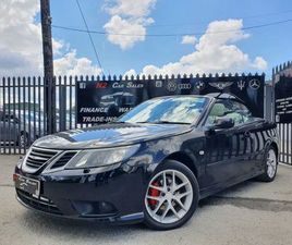2008 SAAB 9-3 CABRIO, 2.0 PETROL, NEW NCT FOR SALE IN DUBLIN FOR €4,950 ON DONEDEAL