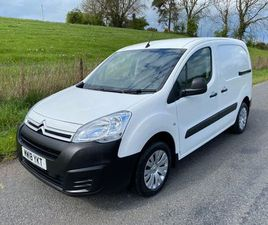2018 CITROEN BERLINGO 1.6 HDI FOR SALE IN FERMANAGH FOR £8,850 ON DONEDEAL