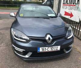 RENAULT MEGANE COUPE III GT LINE 1. 1.5 DCI 1 FOR SALE IN CORK FOR €11,250 ON DONEDEAL