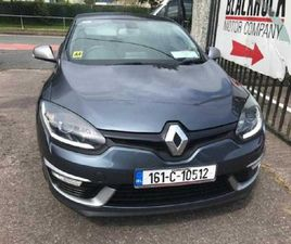 RENAULT MEGANE COUPE III GT LINE 1. 1.5 DCI 1 FOR SALE IN CORK FOR €11,950 ON DONEDEAL