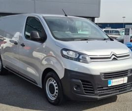 USED 2017 CITROEN DISPATCH 1400 EN-PRISE BH NOT SPECIFIED 59,212 MILES IN SILVER FOR SALE
