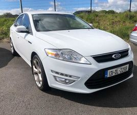 FORD MONDEO, 2013 FOR SALE IN DERRY FOR £8,699 ON DONEDEAL