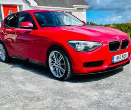 BMW 1 SERIES 114D FOR SALE IN SLIGO FOR €10,995 ON DONEDEAL