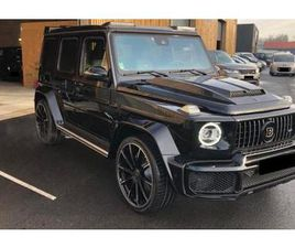 MERCEDES-BENZ G 63 AMG STRONGER THAN TIME BRABUS 800