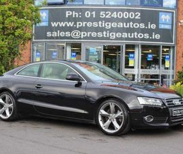 AUDI A5, 2008 FOR SALE IN DUBLIN FOR €6,950 ON DONEDEAL